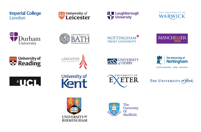 UK Universities Loughborough College international students have progressed on to