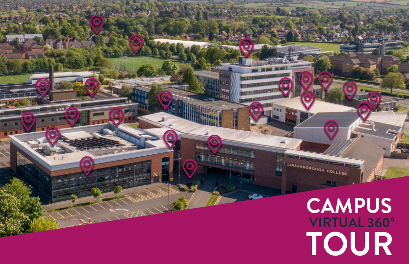 Loughborough College Virtual Tour