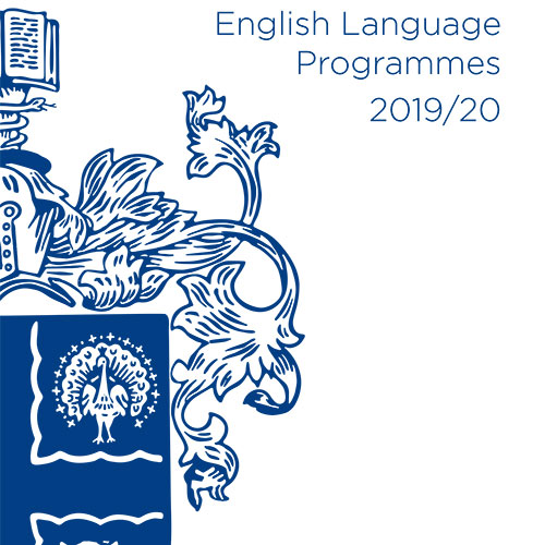 English Language Programmes Guide 19/20